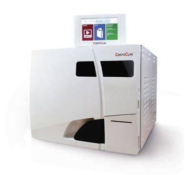 CertoClavVacuum Pro Series