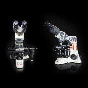 mikroskop disekcyjny SporePlay+