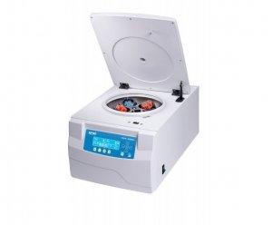 Wirówka laboratoryjna z chłodzeniem i grzaniem 352RH MPW